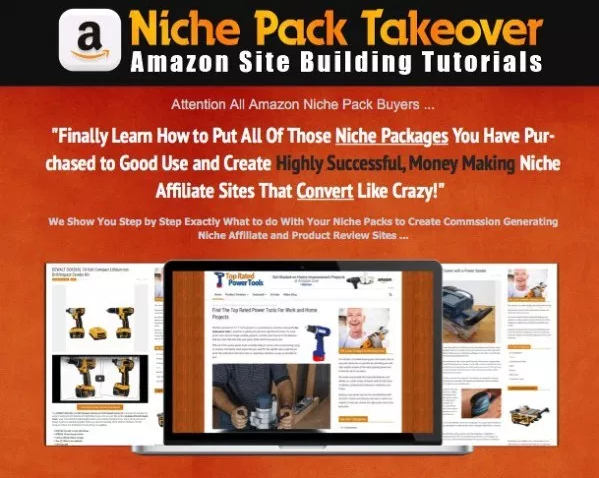 Amazon Niche Pack Takeover By Sane Paxton