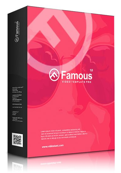Famous Video Templates PRO by Arif Chandra