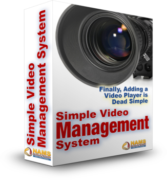 Simple Video Management System SVMS 2018 by David Perdew